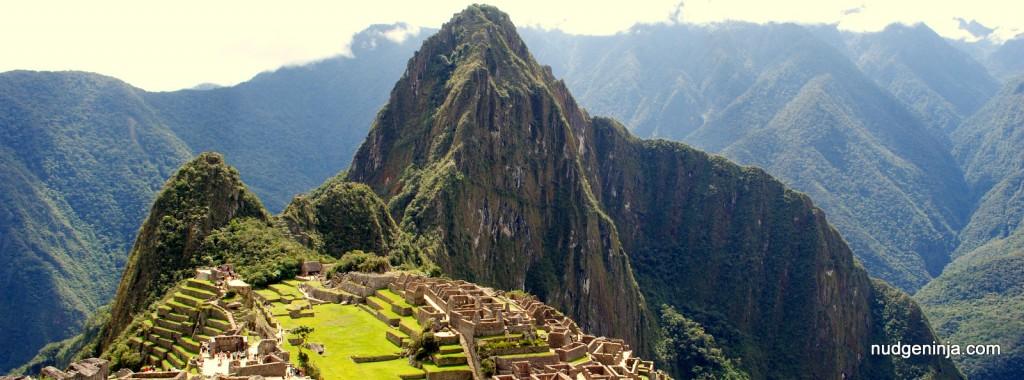 Peru 2014: Huayna Picchu, Machu Picchu