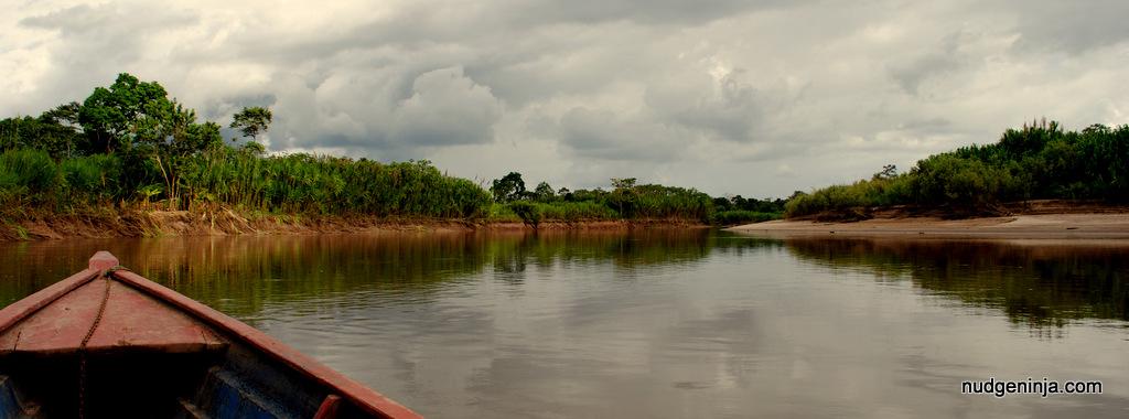 Peru 2014: Rio Mayo in San Martin